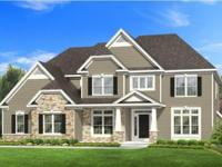 Custom Colonial (to-be-built). This custom designed