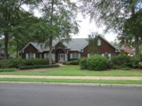 Awesome one level family home in NW Dothan! Split four