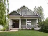 Stunningly restored Craftsman-style home that could be