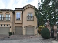 Stunning 4 bedroom town home in the gated community at