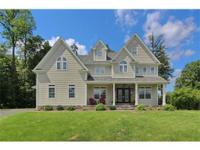 Exceptional Custom Luxury Colonial home located on the