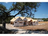 Stunning new custom Treaty Oak Home, just started in