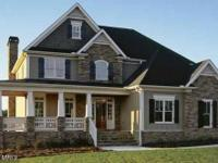 """The Chaptico Model """"To be built"""". 4 bedroom, 3.5 bath,"""
