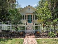 "Periwinkle Cottage, "" featured in Dream Houses:"