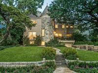 Architecturally distinctive home in coveted Kessler