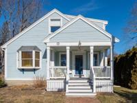 Rambling and expanded New England Farmhouse in one of