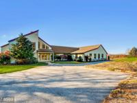 Gracious 4 bed/3.5 bath home on 7.5 pastoral acres.