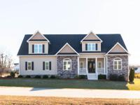 Country living w easy commute to RTP. Sought after