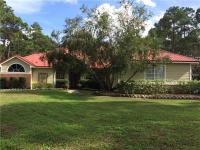 Life in the country with Wekiva River access. Plenty of
