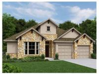 Gorgeous Travis plan - Stucco & stone elevation gives