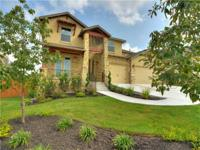 Come see this beautiful 2 story home with full stone /