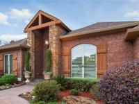 Beautiful home in Fairway Oaks subdivision. This 4 bd 3