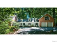 Traditional and spacious Snedens Landing home with