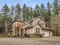 Here's a Stunning custom Craftsman home w/high end