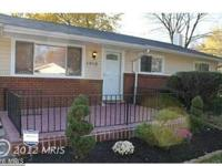 Great Price on a renovated house. This house features a