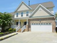 Beautifully maintained home!! Fresh paint and new