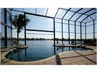 2-Story Gulf access home with incredible view over Lake