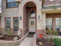 Attractive gently lived in 2 story john houston home on