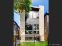 Logan square new construction single family home with
