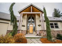 Outstanding private home in Washougal. This 4 bed/3