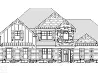 The christina plan, two story entry foyer, hardwood