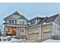 Custom built 2 story with beautiful woodwork &