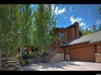 A rare Aspen Springs Ranch home. Set among a large