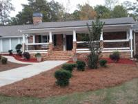 4 BR/3BA Sprawling Ranch. Home has split bedrooms with