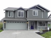 New construction in Stanwood! Great location close to