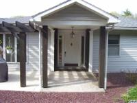 Well cared for ranch home with lower level in-law