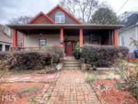 Amazing home for sale in prime Atlanta location.