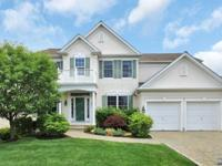 Stunning cntr hall colonial in prestigious community of