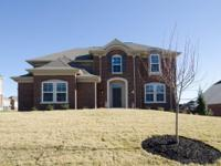 Stunning new Clay French Manor plan by Fischer Homes in