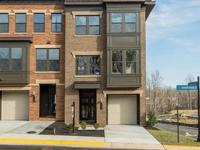 March 2017 move in~ New Luxury End Townhouse w/ Brick