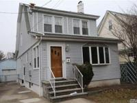 Single Family Located At The Heart Of Flushing. Mint
