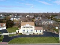 This Spacious Colonial Is Situated On A Private &