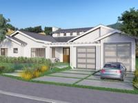 Spectacular custom single level home designed by
