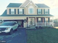 Spacious 4 bedroom 3 Full and 1 Half Bath home located