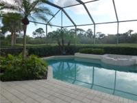 This much sought after, beautiful lake and golf course