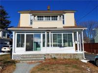 Enjoy splendid views of the Long Island Sound and