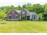 Exquisite builder display home on a 4.9 Acre wooded