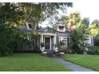 This is a Historic Bungalow located in Downtown Orlando