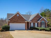 Beautiful home located minutes from I-85 & w/in walking