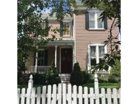 Beautiful clapboard Italinate Style Historic Home -