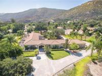 Wonderful Single story estate home with an open floor