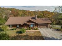 Extremely well-maintained rustic, ranch home on 7