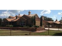 Beautiful Texas hill country ranch home on 10 acres in