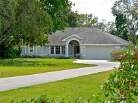 West Bradenton POOL home on OVER HALF AN ACRE with no
