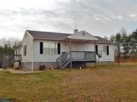 Country ranch home with nice private location in