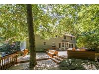 Stunning custom colonial on over 2 acres of beautifully